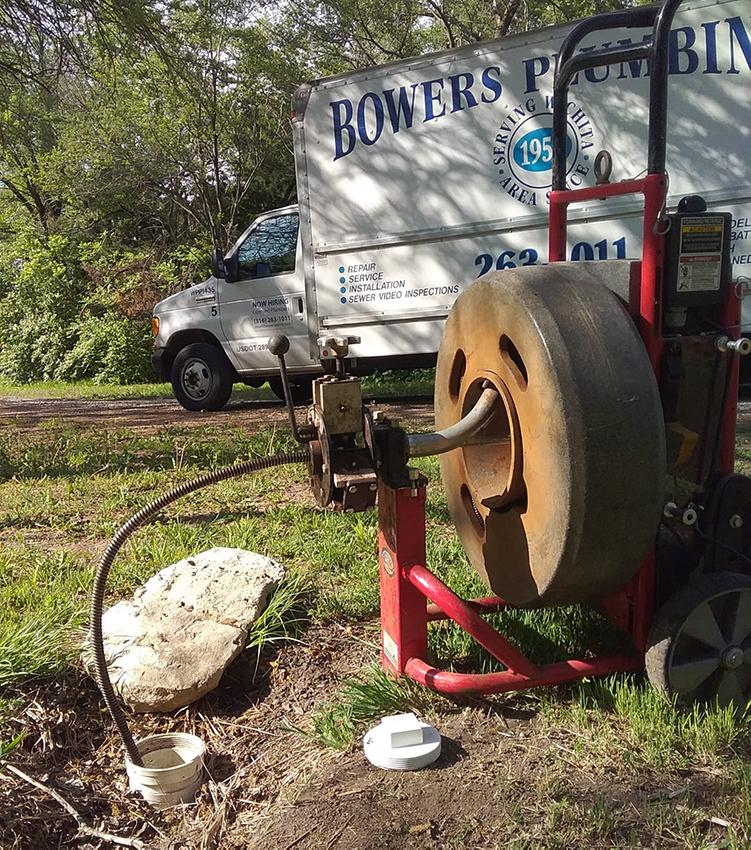 Local Wichita Sewer Services